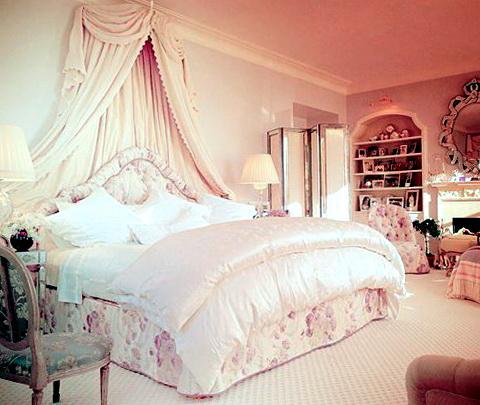 Pink Bedroom Ideas Tumblr