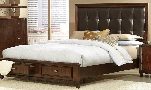 Platform Beds With Storage King Size