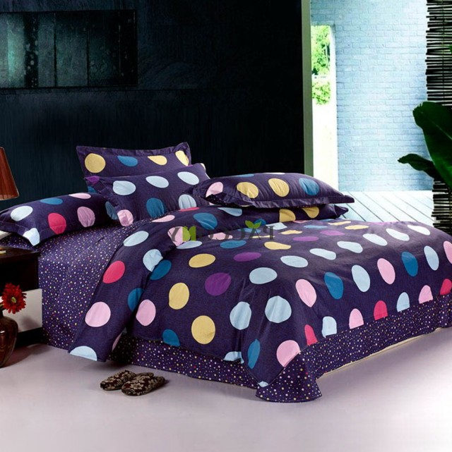 Polka Dot Bedding Queen