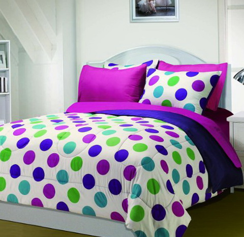 Polka Dot Bedding Sets