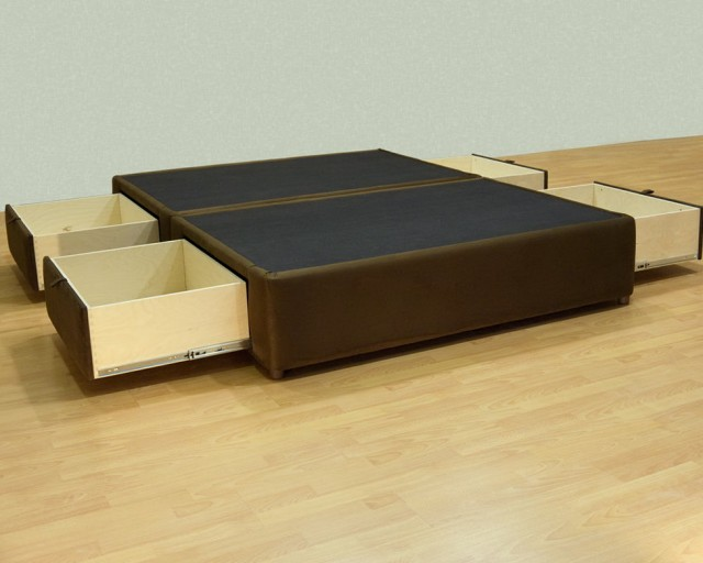 Queen Bed Frames With Storage1