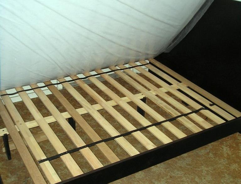 Queen Bed Rails And Slats