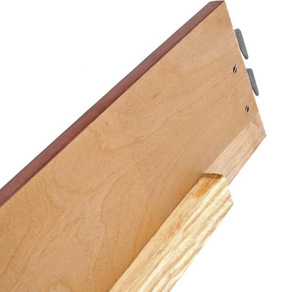 Queen Bed Rails With Hook Ends