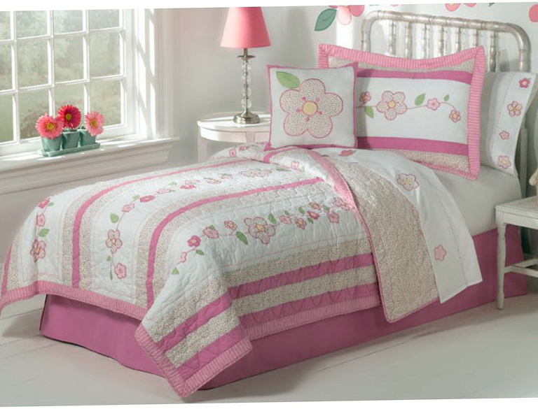 Queen Bed Set For Girls