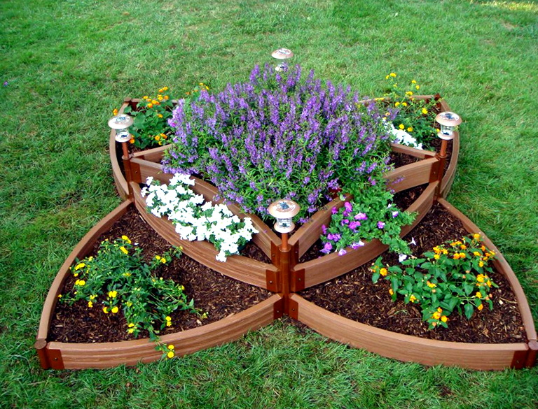 Raised Garden Beds Design