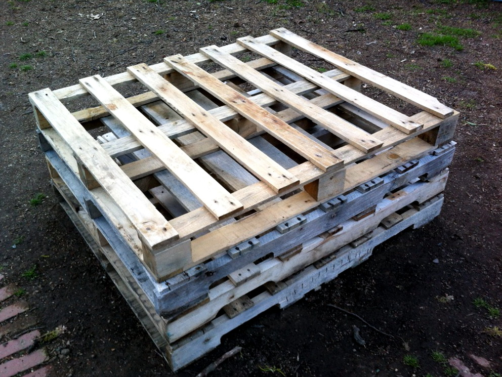 Raised Garden Beds Pallets