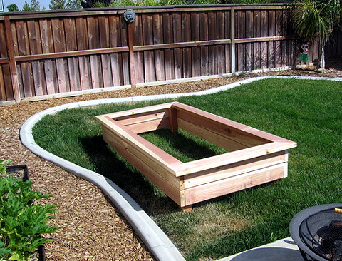 Raised Garden Beds Plans