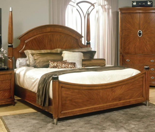 Reclaimed Wood Bed Frame Plans