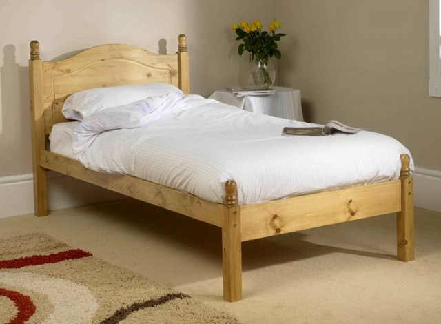 Reclaimed Wood Bed King