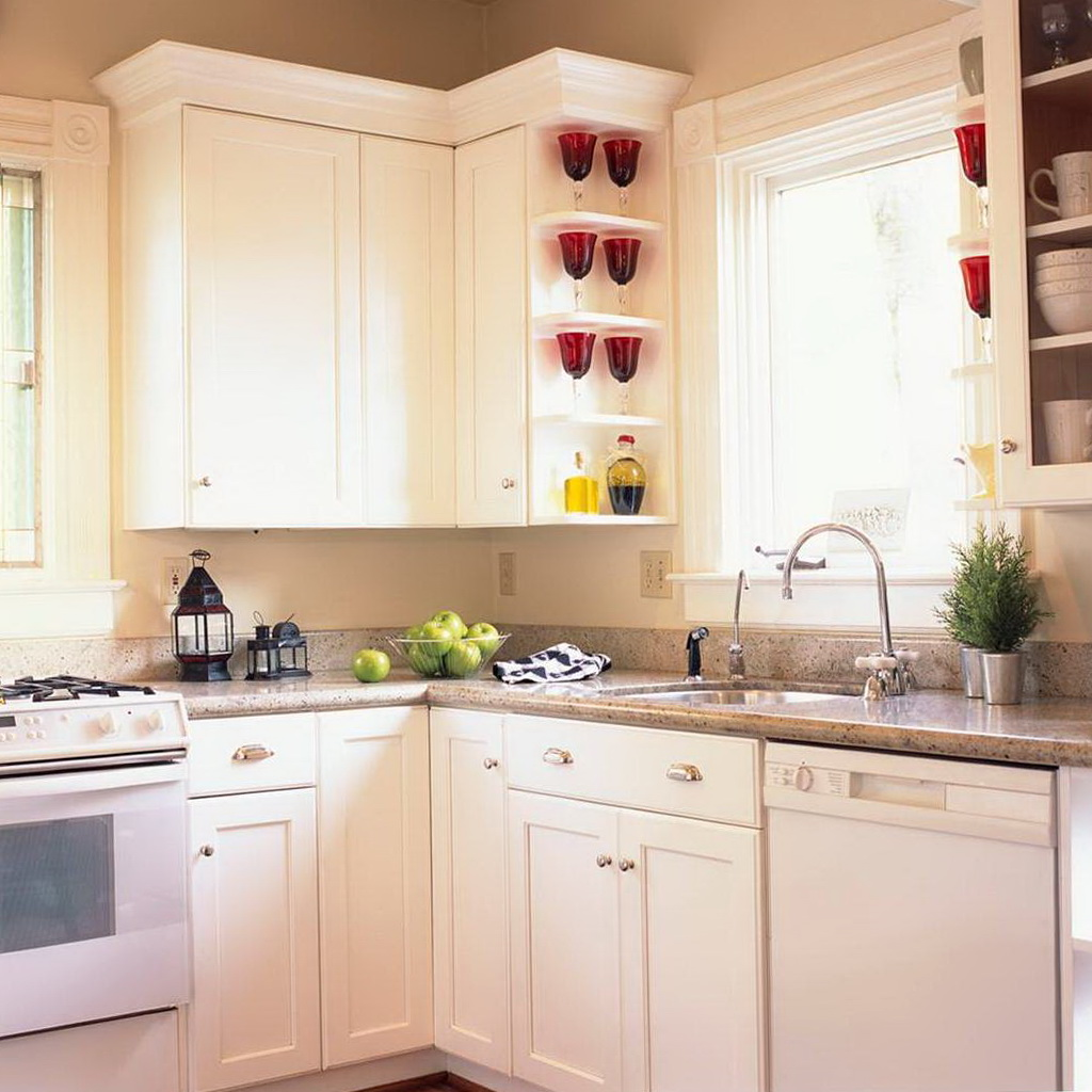 Reface Kitchen Cabinets With Wallpaper