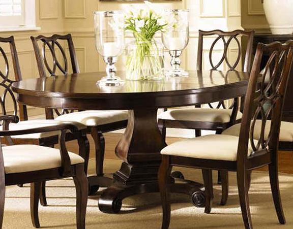 Round Kitchen Table Decorating Ideas
