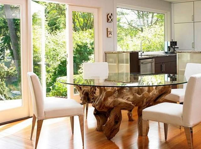 Round Kitchen Table Ideas