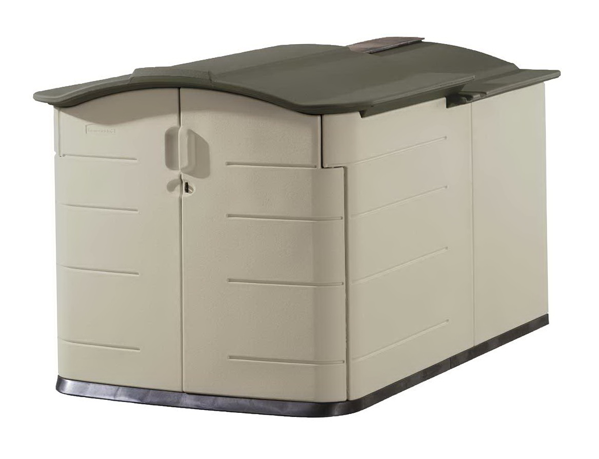 Rubbermaid Storage Cabinet Assembly