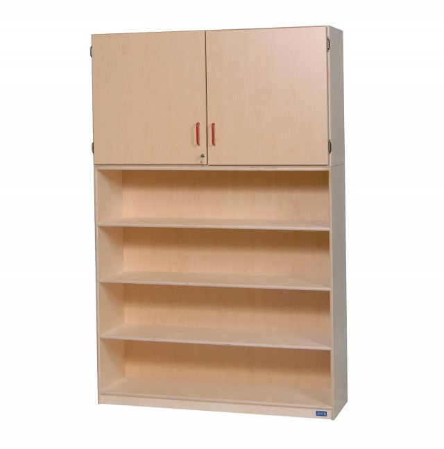 Rubbermaid Storage Cabinet With Shelves
