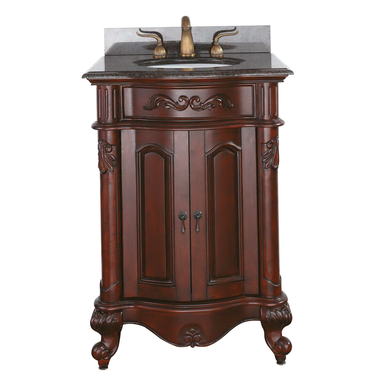 Rustic Bathroom Vanities 24 Inch
