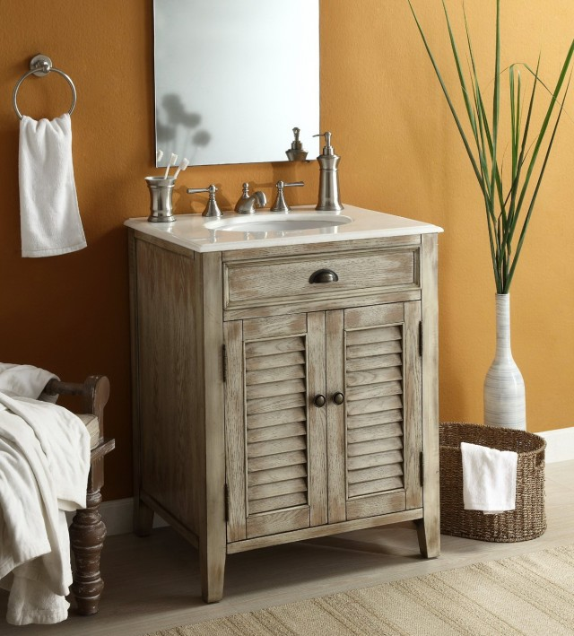 Rustic Bathroom Vanities Canada