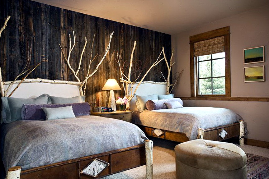 Rustic Beach Bedroom Ideas