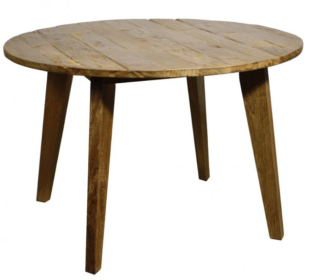 Rustic Round Kitchen Tables