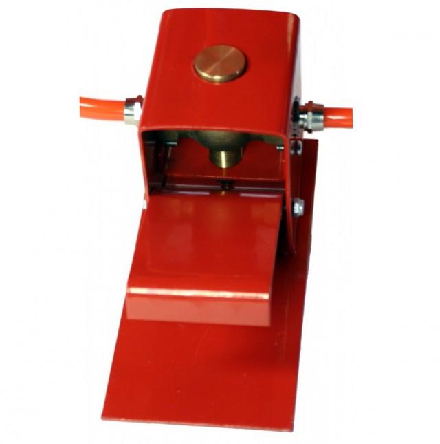 Sandblast Cabinet Vacuum