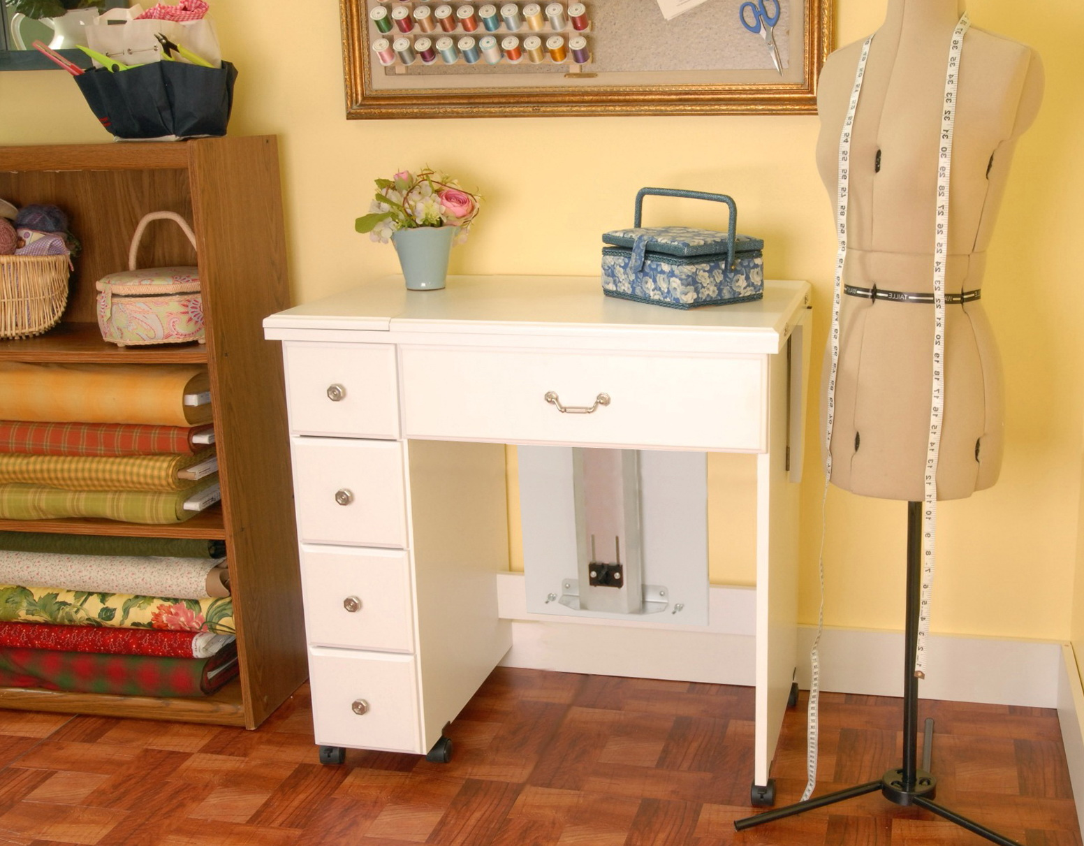 Sewing Machine Cabinets Uk