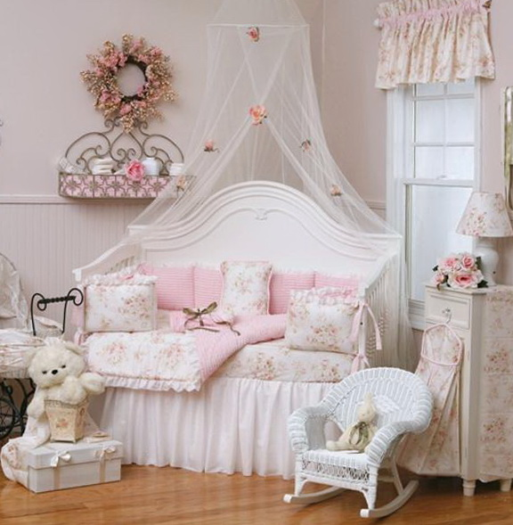 Shabby Chic Baby Bedding Target