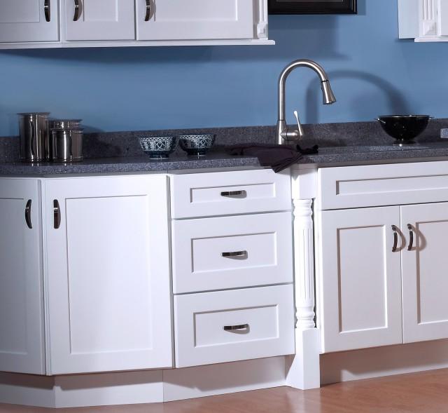 Shaker Cabinet Doors White