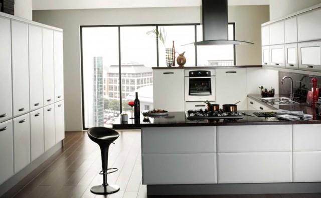 Shaker Kitchen Cabinets White