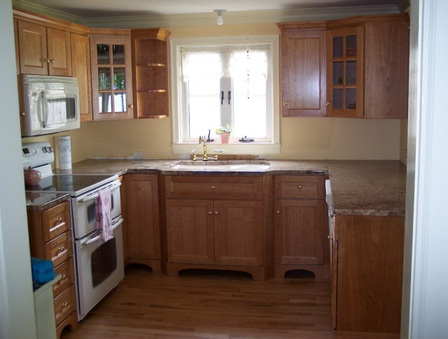 Shaker Style Cabinets Kitchen