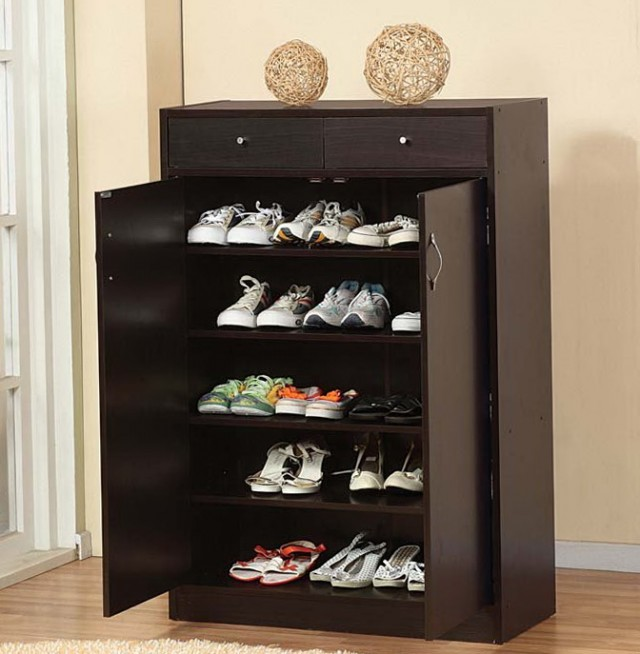 Shoe Storage Cabinet For Garage