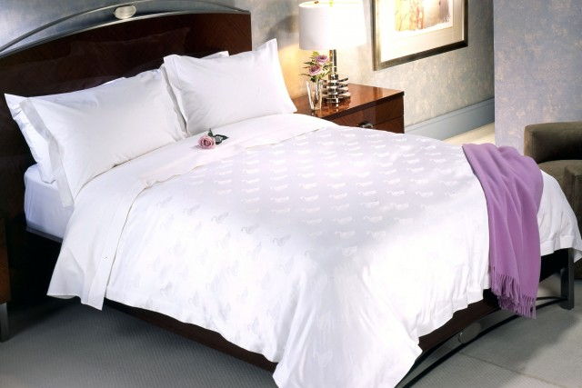 Silk Bed Sheets White