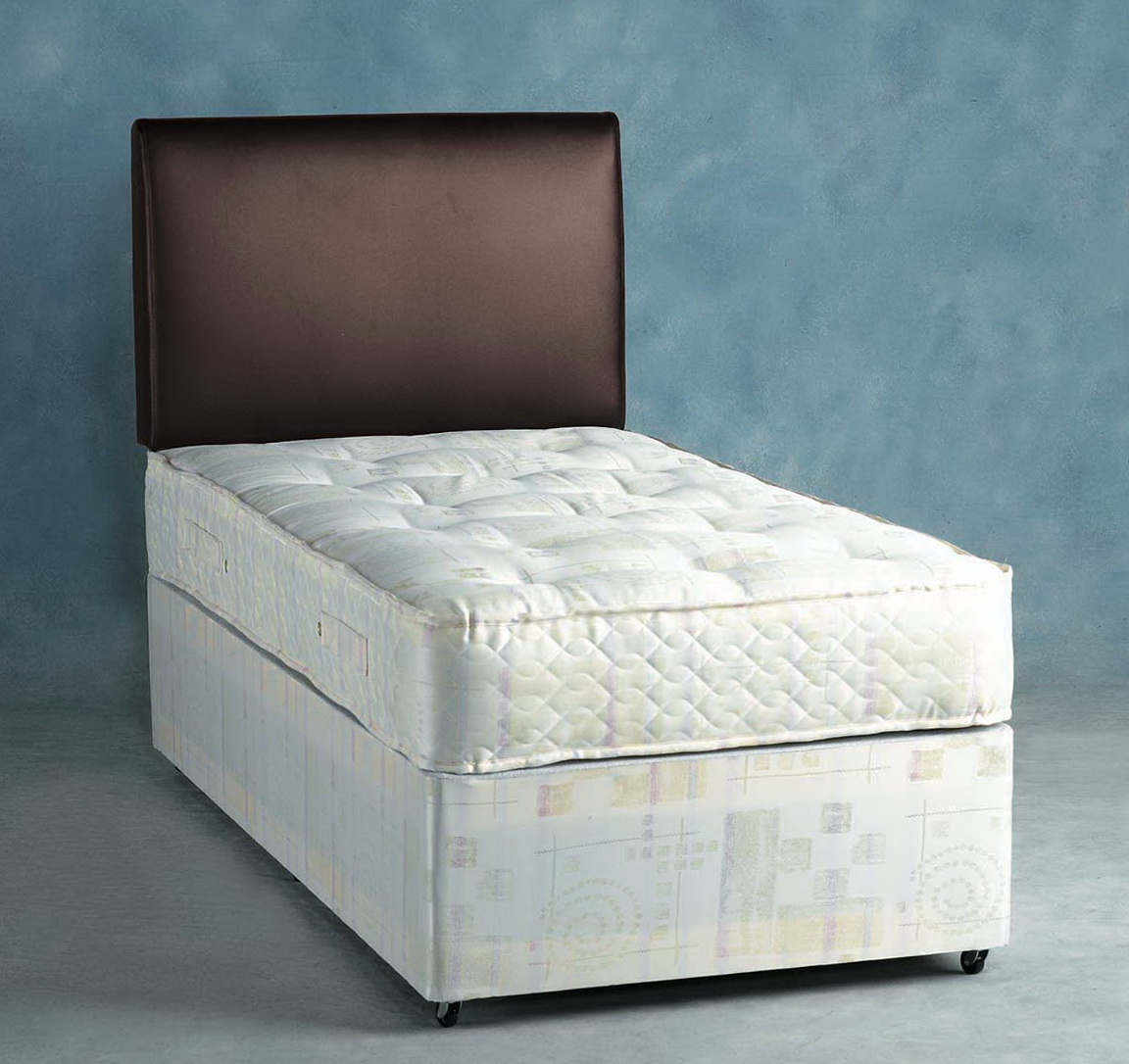 Single Bed Size Design