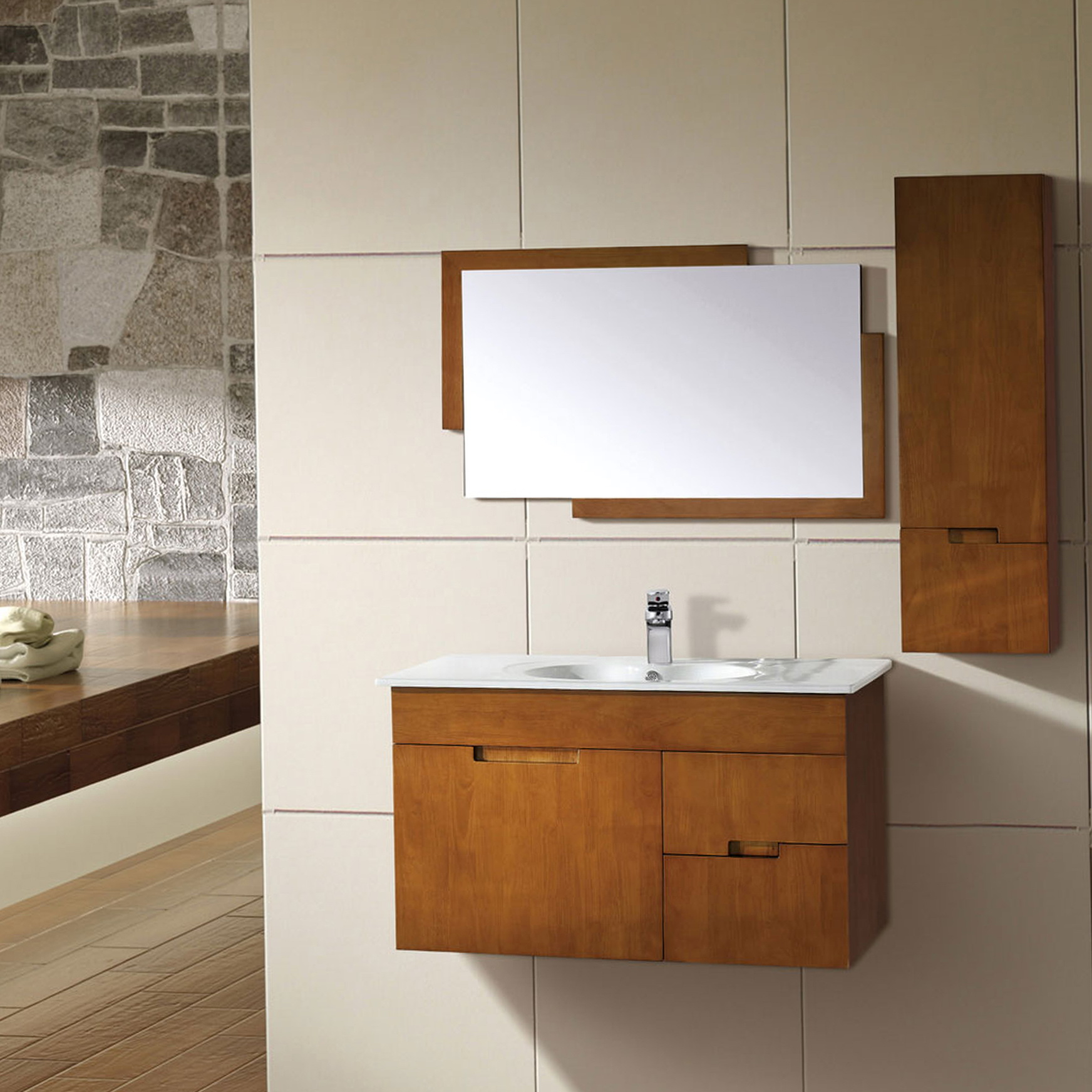 Small Bathroom Sink Cabinet