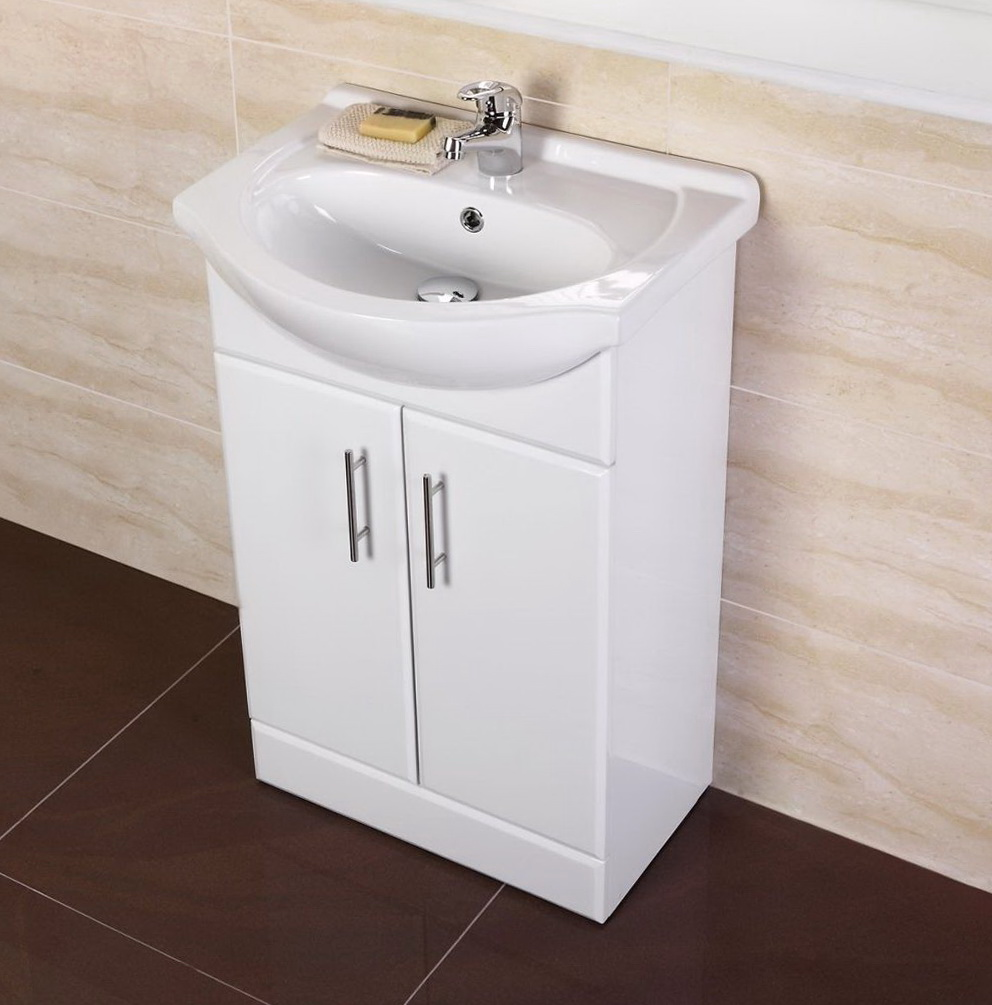Small Bathroom Sink Vanity Units