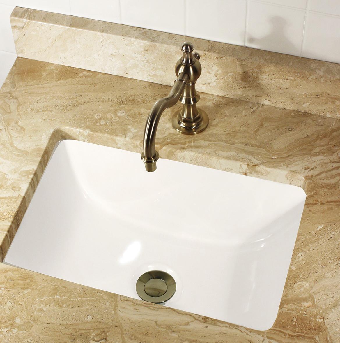 Small Bathroom Sinks Undermount