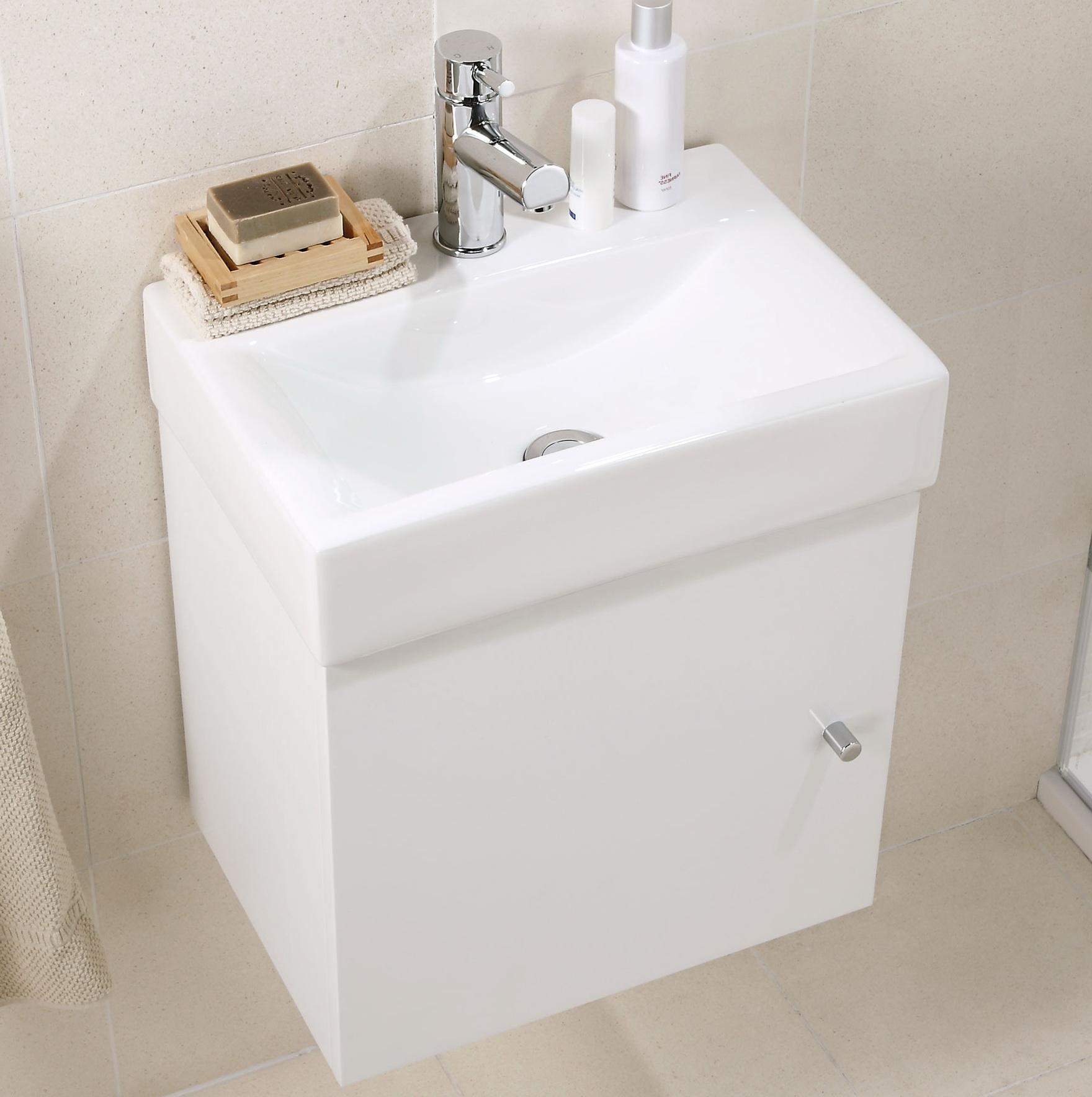 Small Bathroom Vanity Units