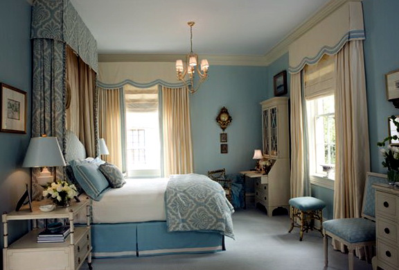 Small Bedroom Curtain Ideas