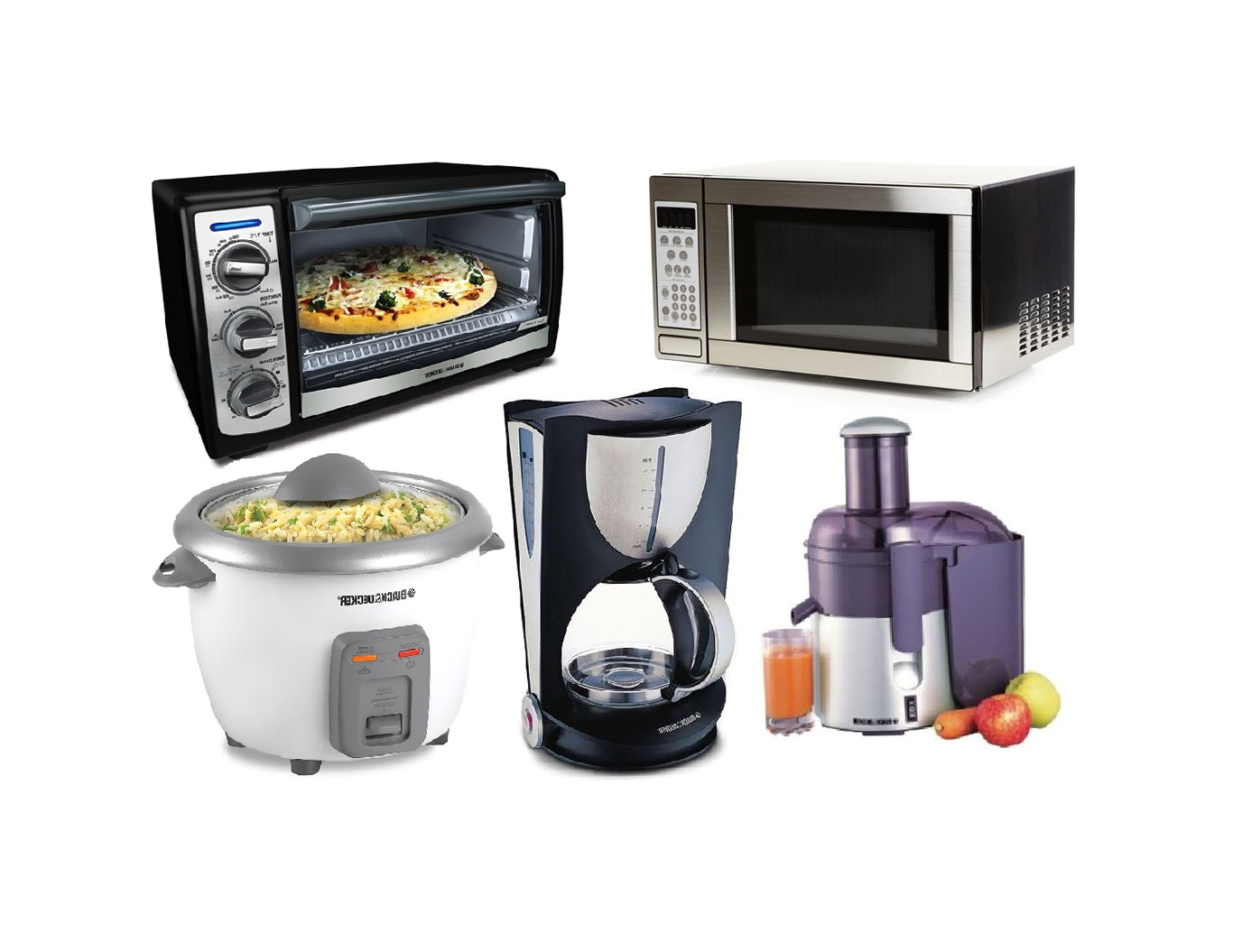 Small Kitchen Appliances List