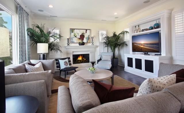 Small Living Room Furniture Arrangement Ideas