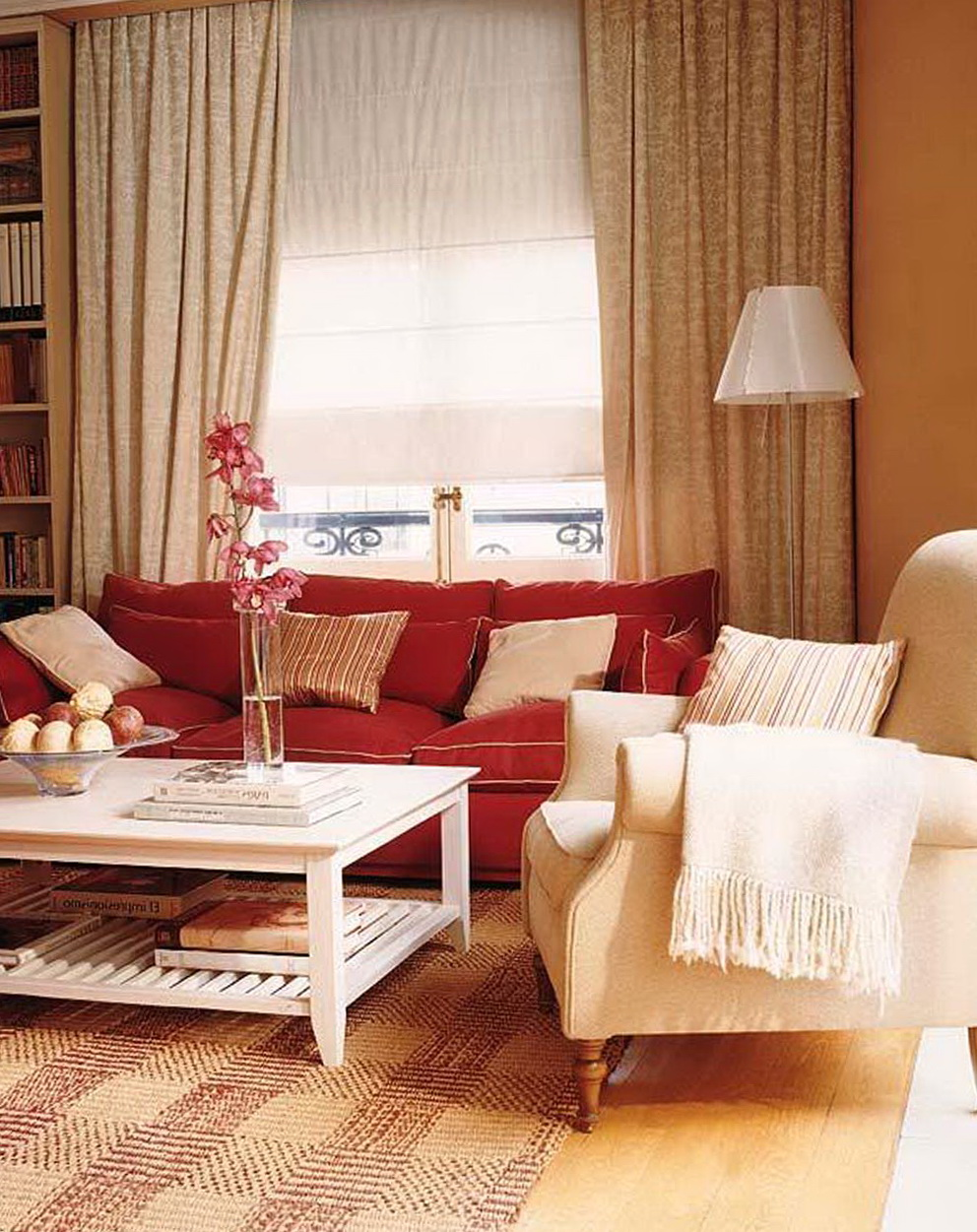 Small Living Room Furniture Designs
