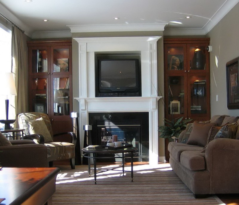 Small Living Room Furniture Placement Ideas