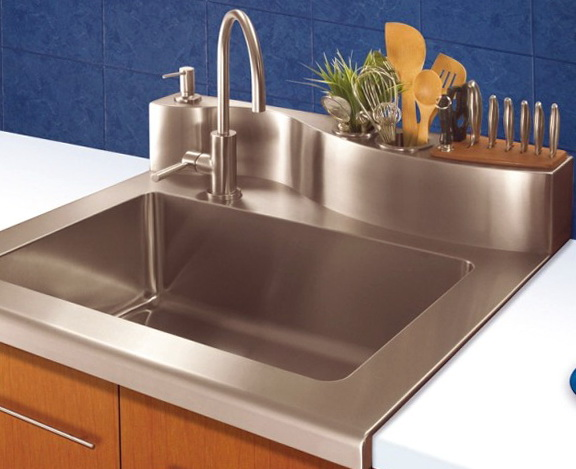 Small Stainless Steel Kitchen Sinks
