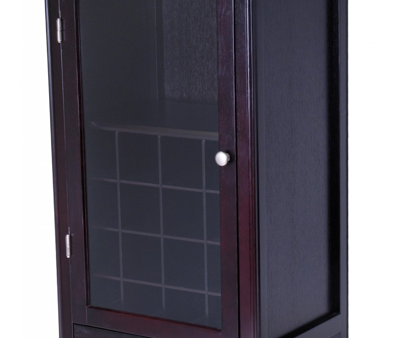 Small Storage Cabinets With Glass Doors