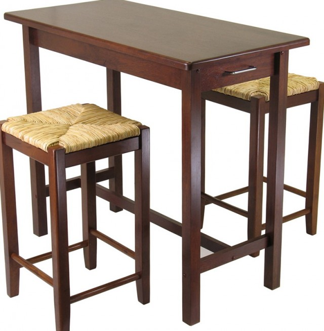Small Tall Kitchen Table