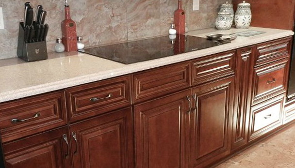 Solid Wood Cabinets Woodbridge Nj