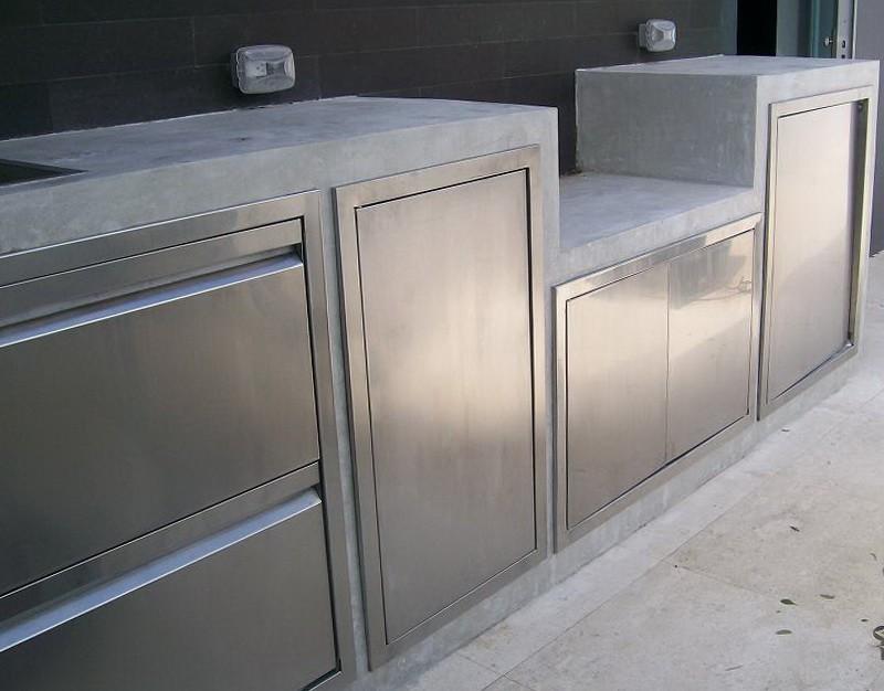 Stainless Steel Kitchen Cabinets Florida
