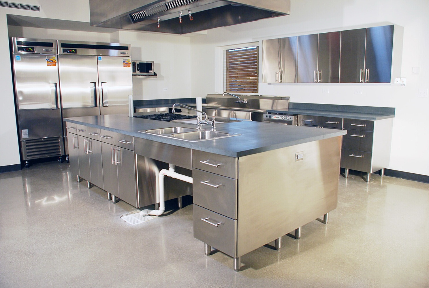 Stainless Steel Kitchen Cabinets Malaysia
