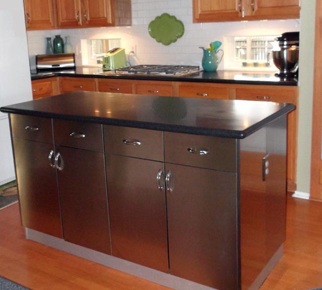 Stainless Steel Kitchen Island Ikea