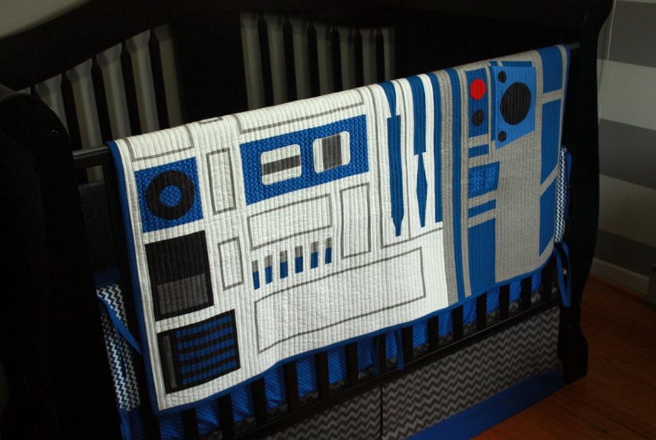 Star Wars Baby Nursery Bedding