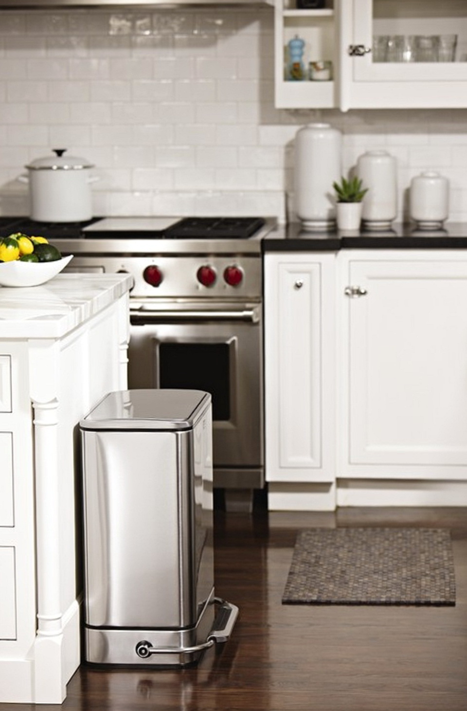Stylish Kitchen Garbage Cans