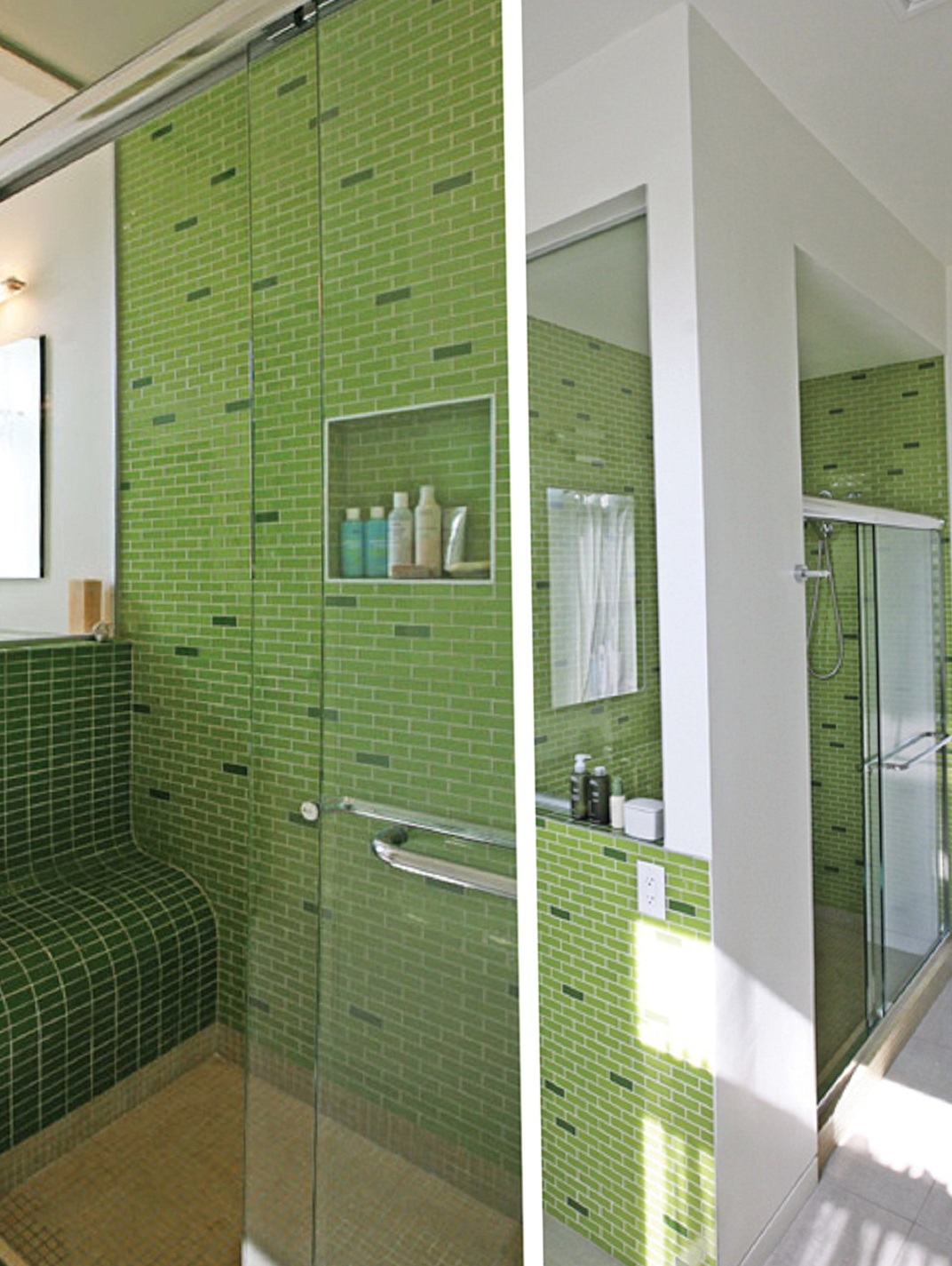Subway Tile Bathroom Designs